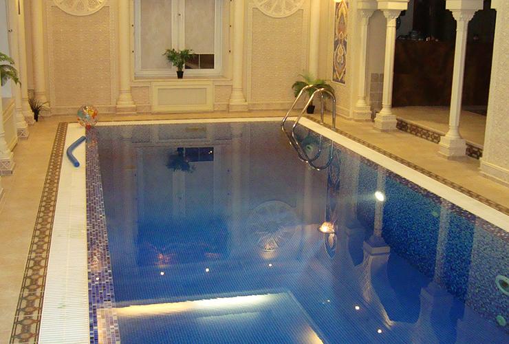 Частный скиммерный бассейн с сауной post thumbnail